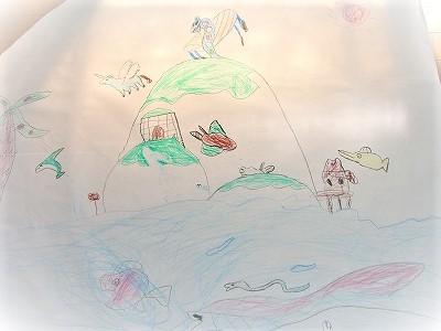 子どものイラスト