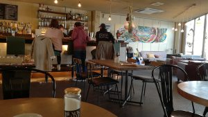 cafe Polkadot の写真
