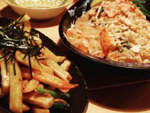 和歌山県和歌山市元寺町でアジア、エスニック料理のランチ