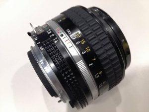 Nikon 単焦点50㎜ F1.4