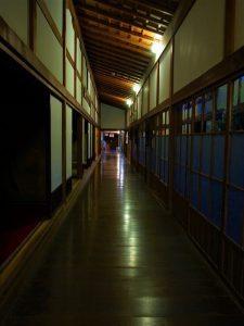 高野山で鍼灸 恵光院 Photo 廊下