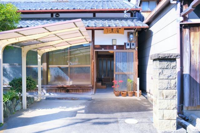 和歌山県橋本市高野口町の鍼灸院、鍼灸治療所蓬庵の写真